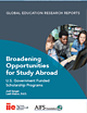 Broadening Opportunities for Study Abroad