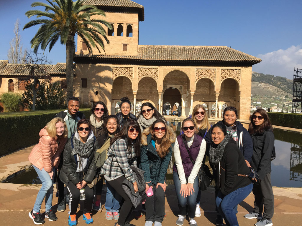 study abroad in Spanish