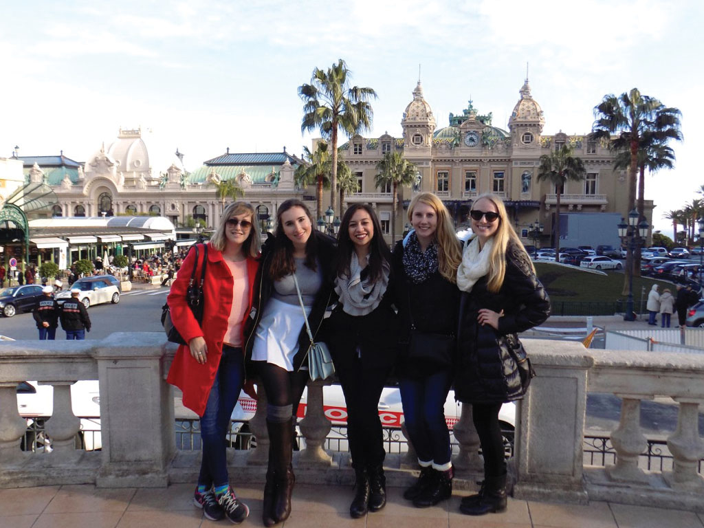 college in France, French study abroad