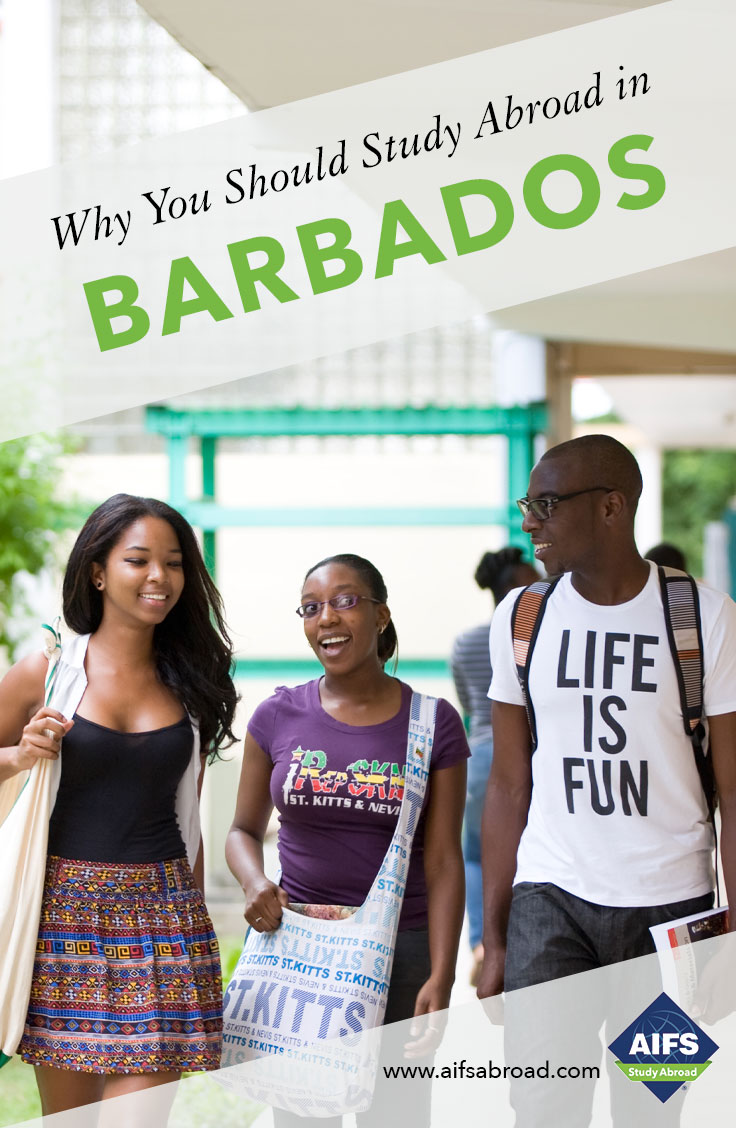 AIFS Study Abroad in Barbados