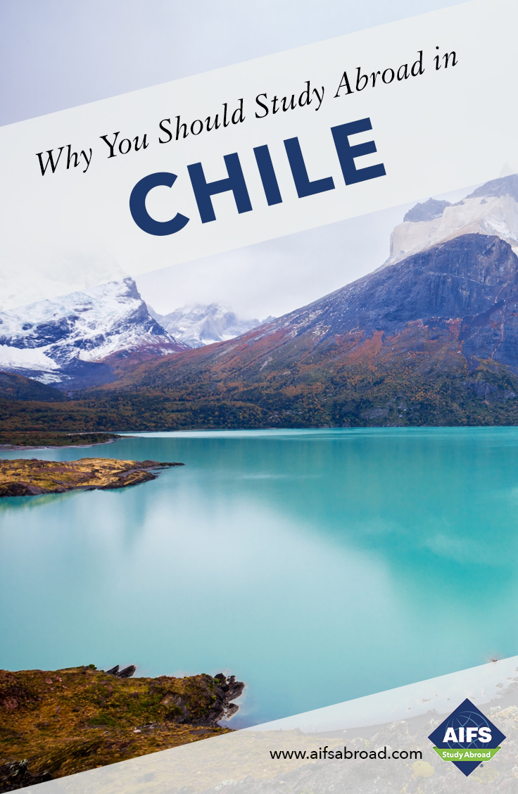 AIFS Study Abroad in Chile
