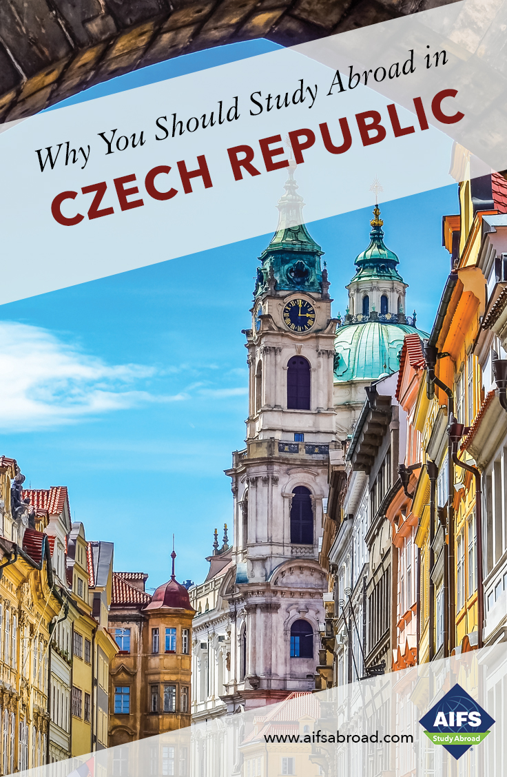 AIFS Study Abroad in Czech Republic
