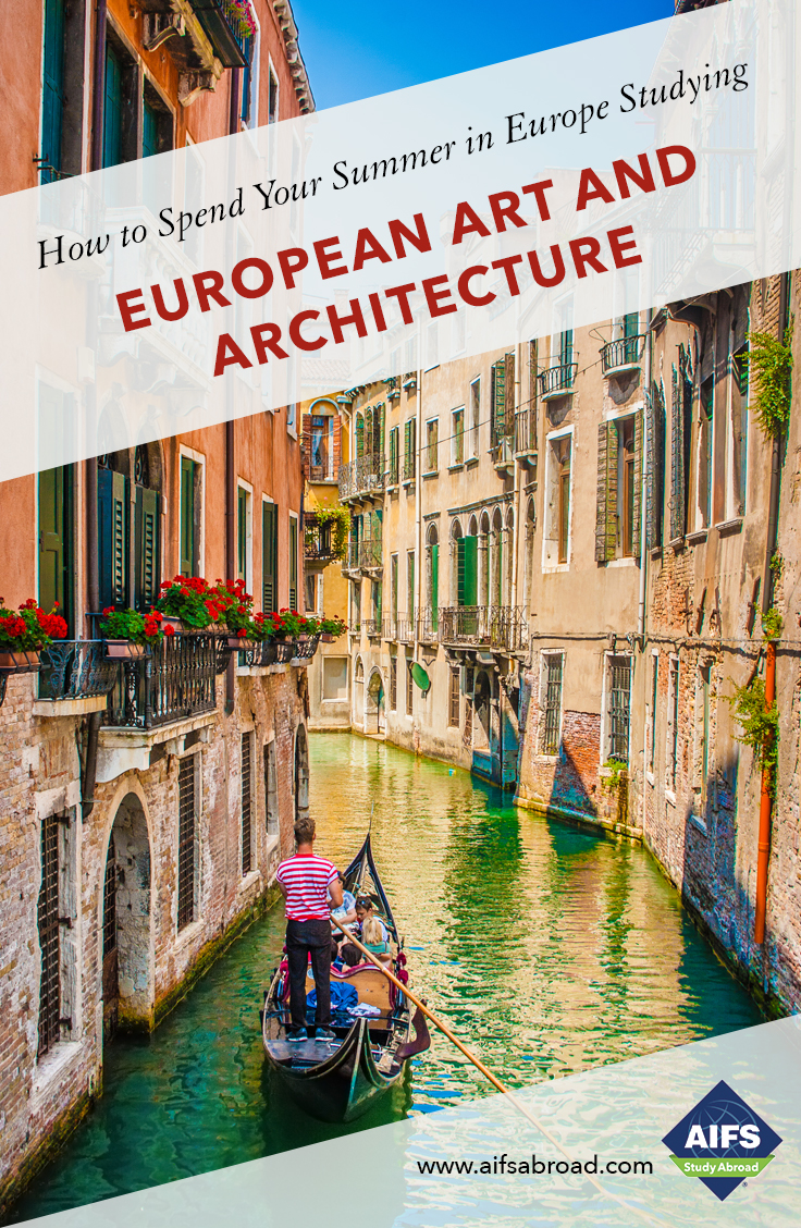 AIFS Study Abroad in European Art & Architecture