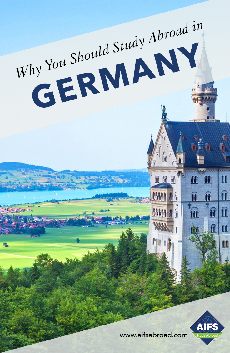 AIFS Study Abroad in Germany