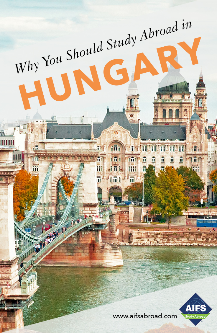 AIFS Study Abroad in Hungary