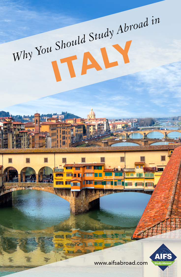 AIFS Study Abroad in Italy