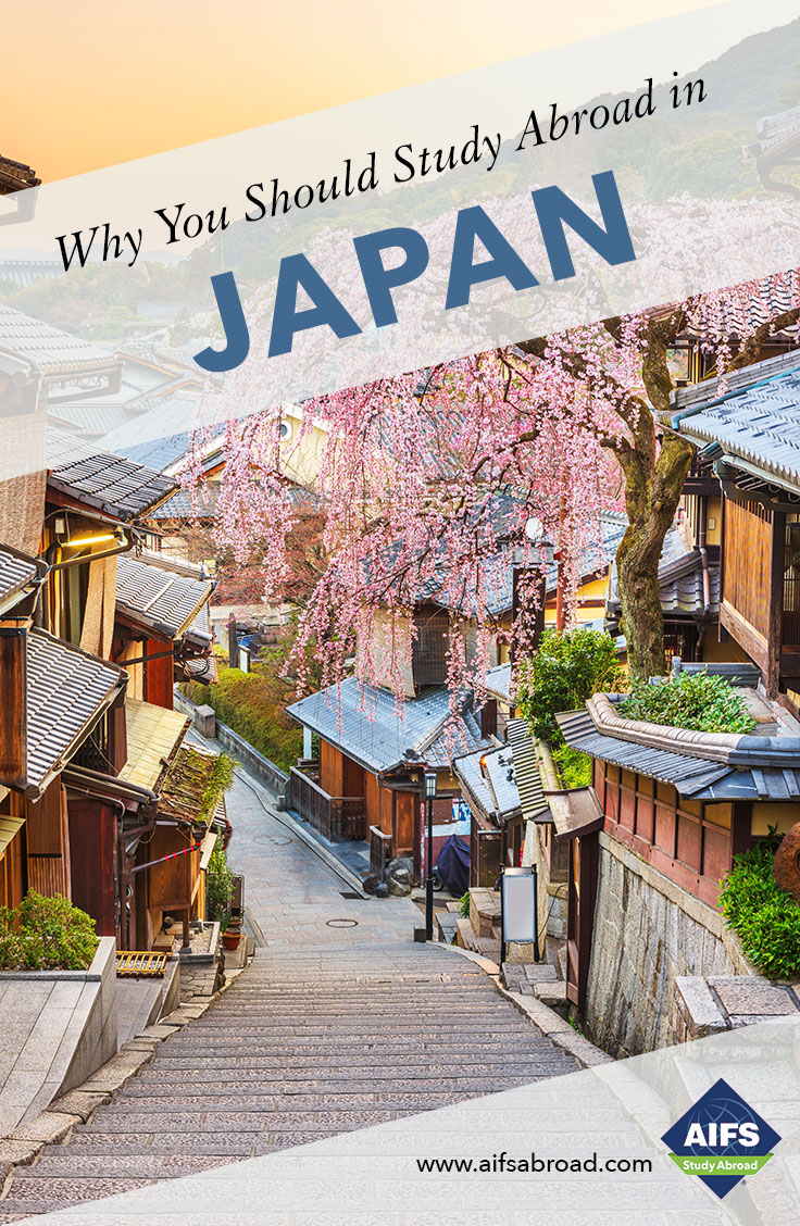 AIFS Study Abroad in Japan