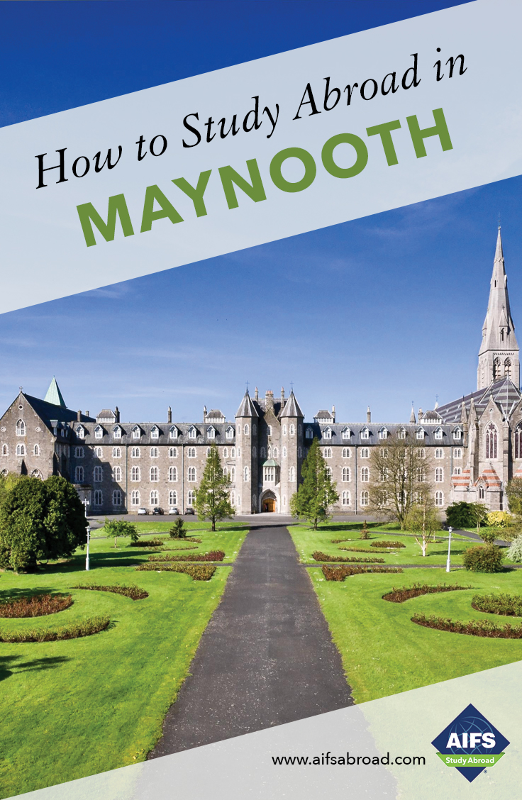 AIFS Study Abroad in Maynooth, Ireland