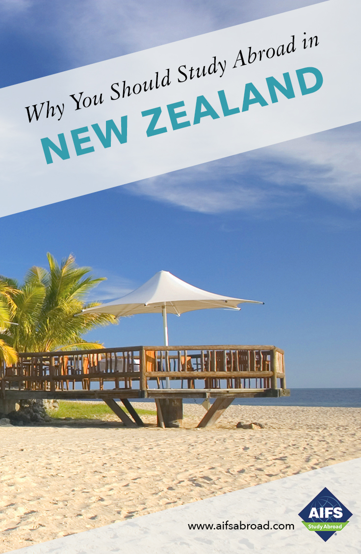 AIFS Study Abroad in New Zealand