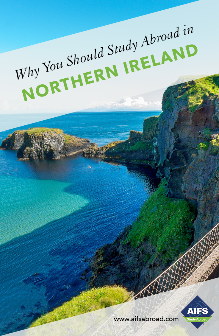 AIFS Study Abroad in Northern Ireland