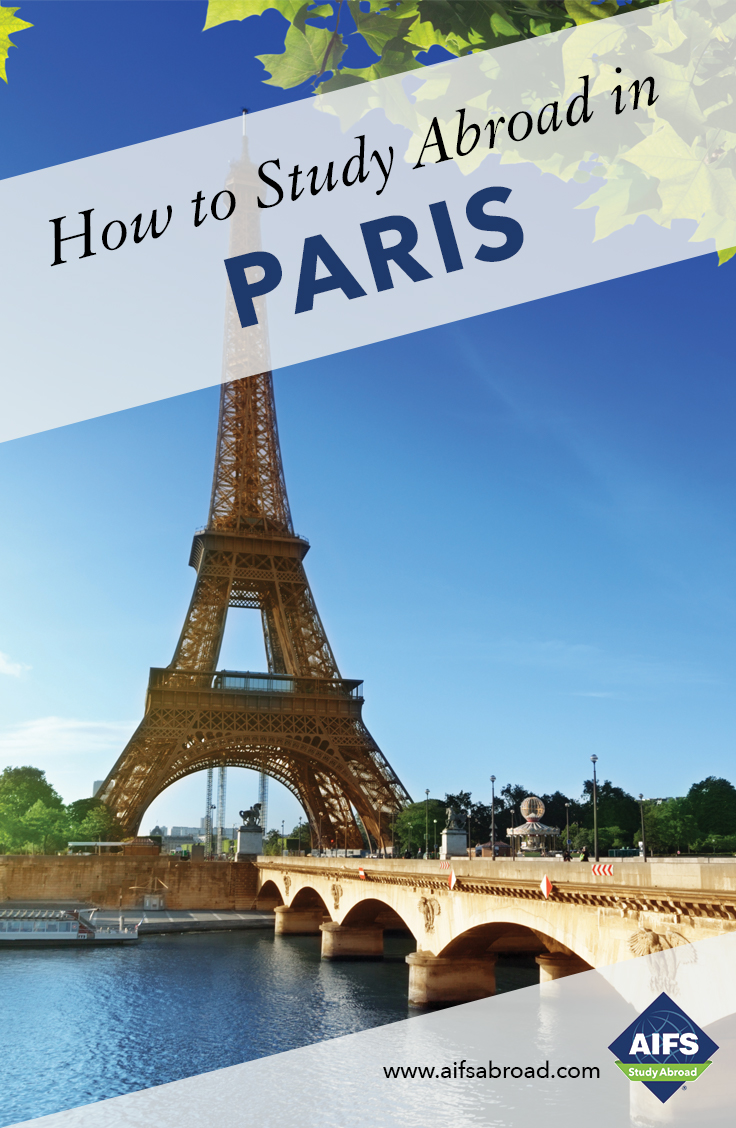 AIFS Study Abroad in Paris, France