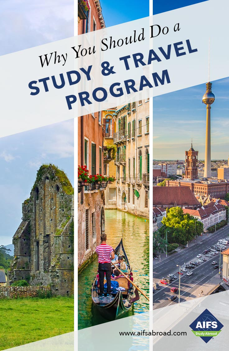 AIFS Study Abroad in Study & Travel Program