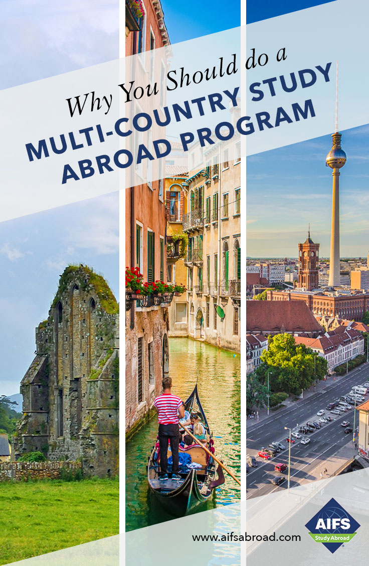 AIFS Study Abroad in Traveling Programs