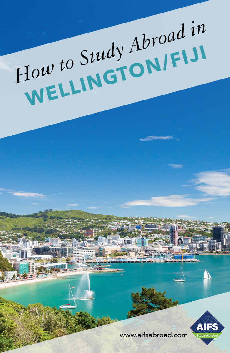 AIFS Study Abroad in Wellington, New Zealand