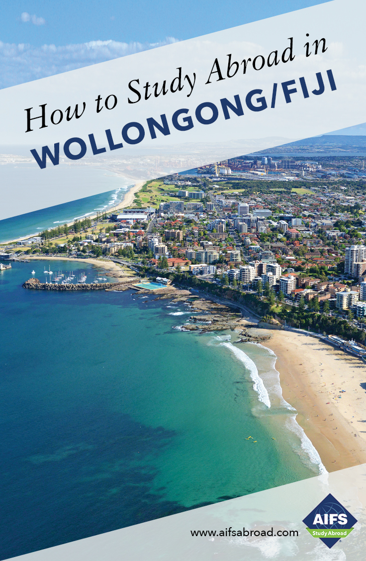 AIFS Study Abroad in Wollongong, Australia