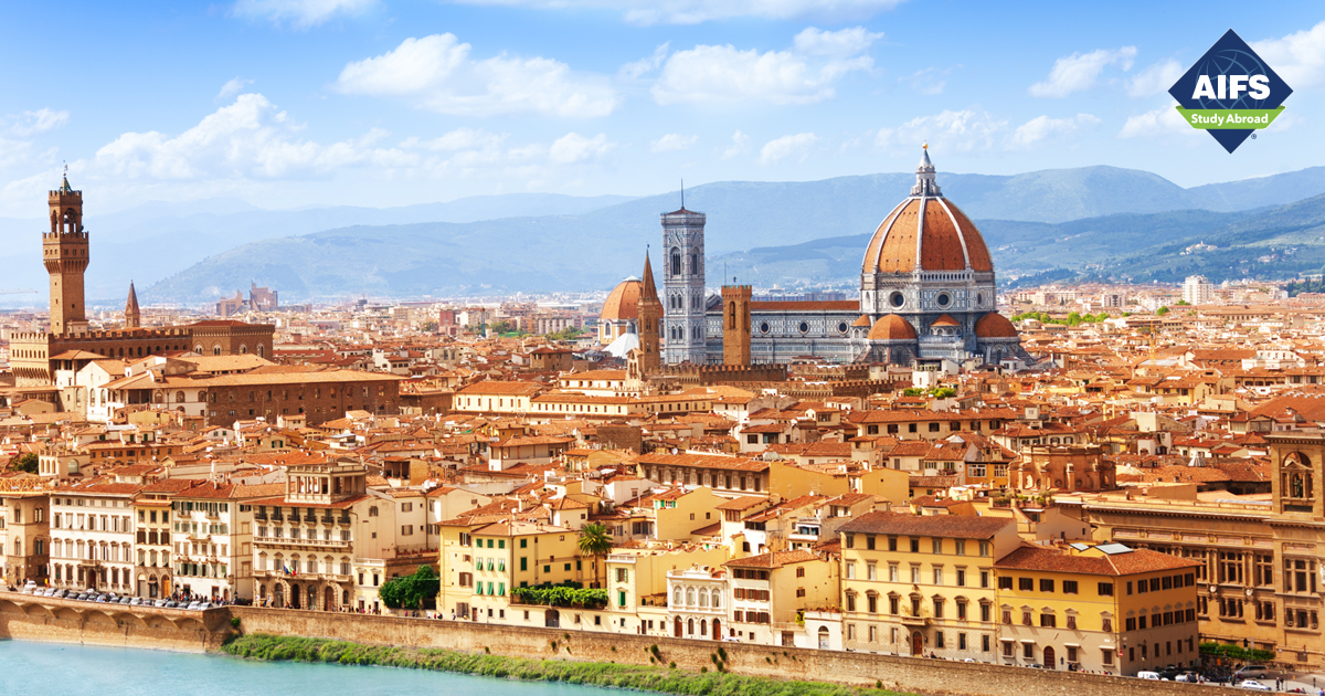 AIFS Study Abroad in Florence, Italy