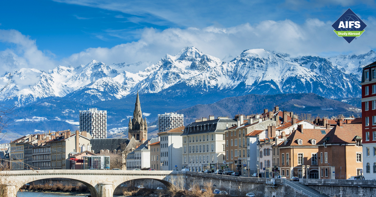 AIFS Study Abroad Grenoble Excursions Semester
