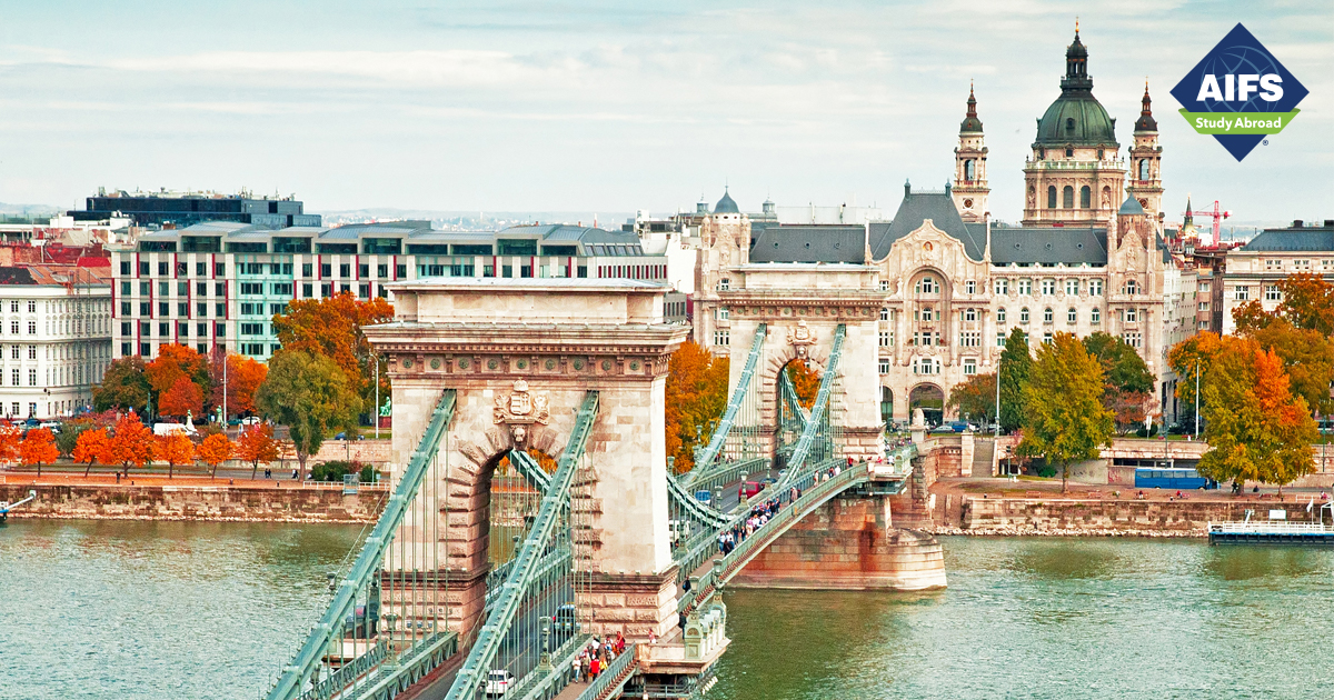 Aifs Study Abroad In Budapest Hungary