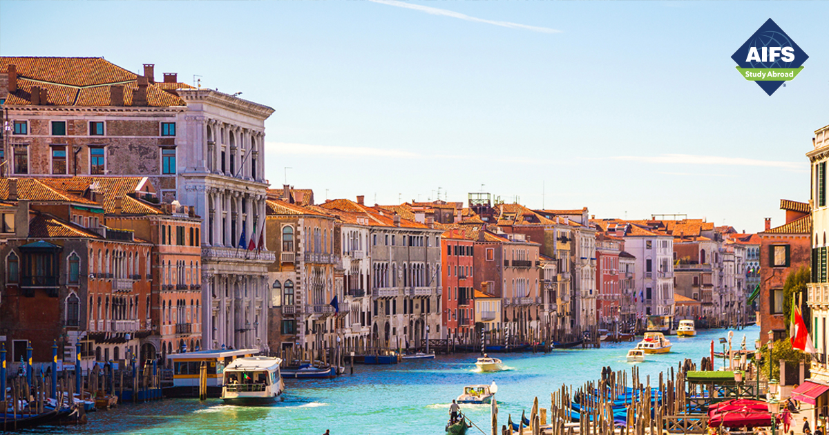 AIFS Study Abroad in Italian Art and Culture, Study & Travel Programs