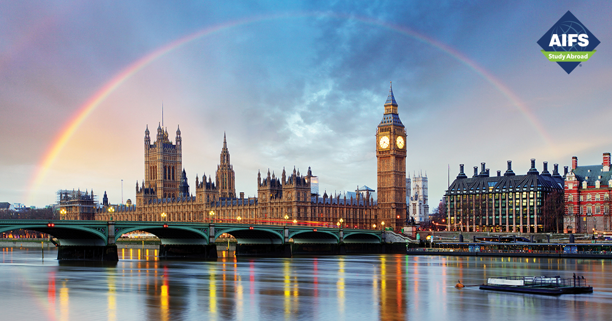 AIFS Study Abroad in LGBTQ+ in the UK: Pride and Prejudice, Study & Travel Program