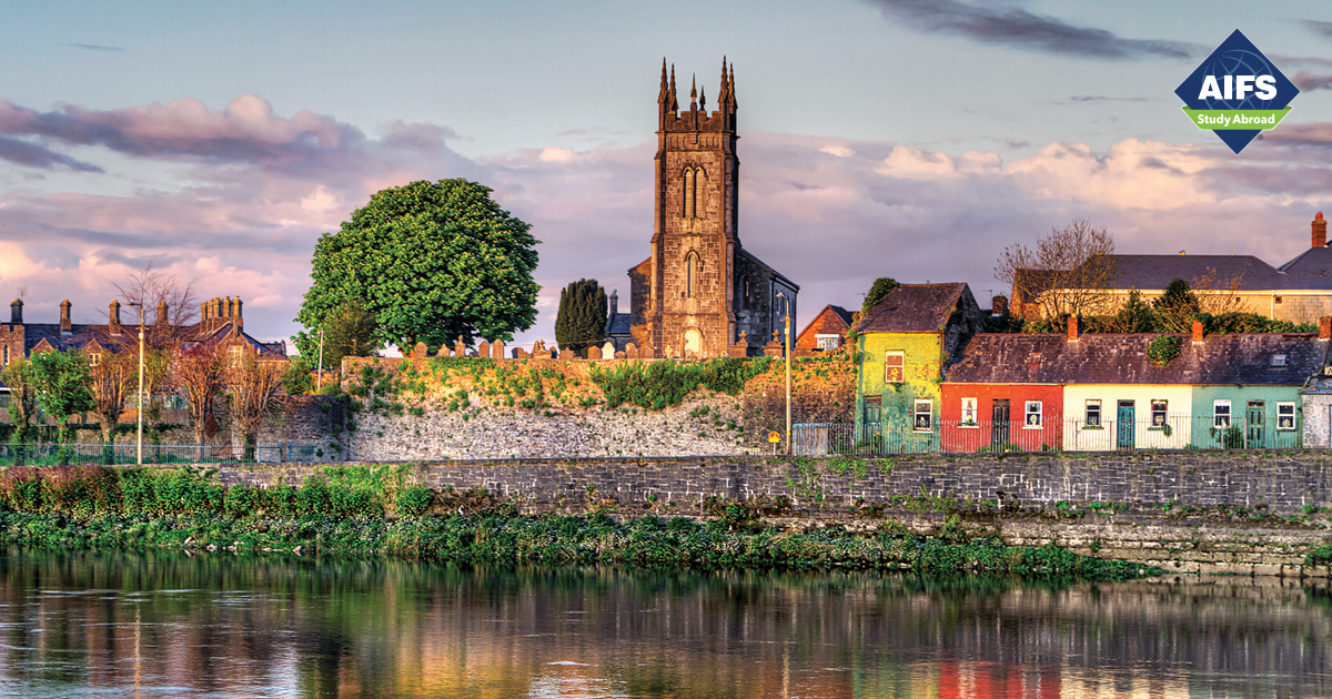 AIFS Study Abroad in Limerick, Ireland