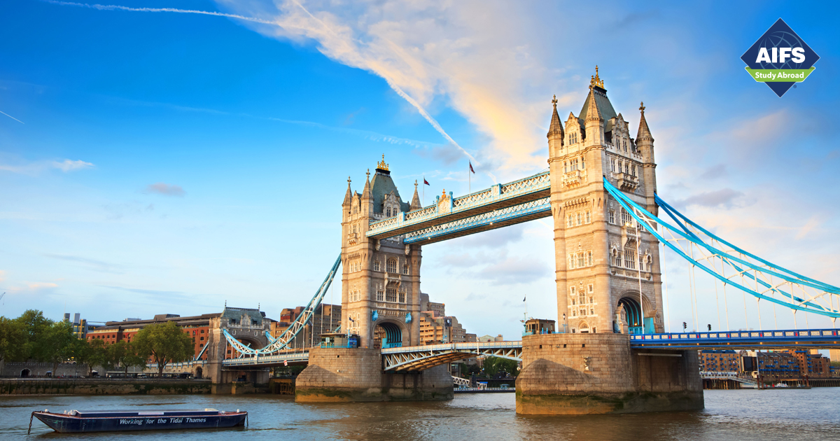 Study Abroad in London, England