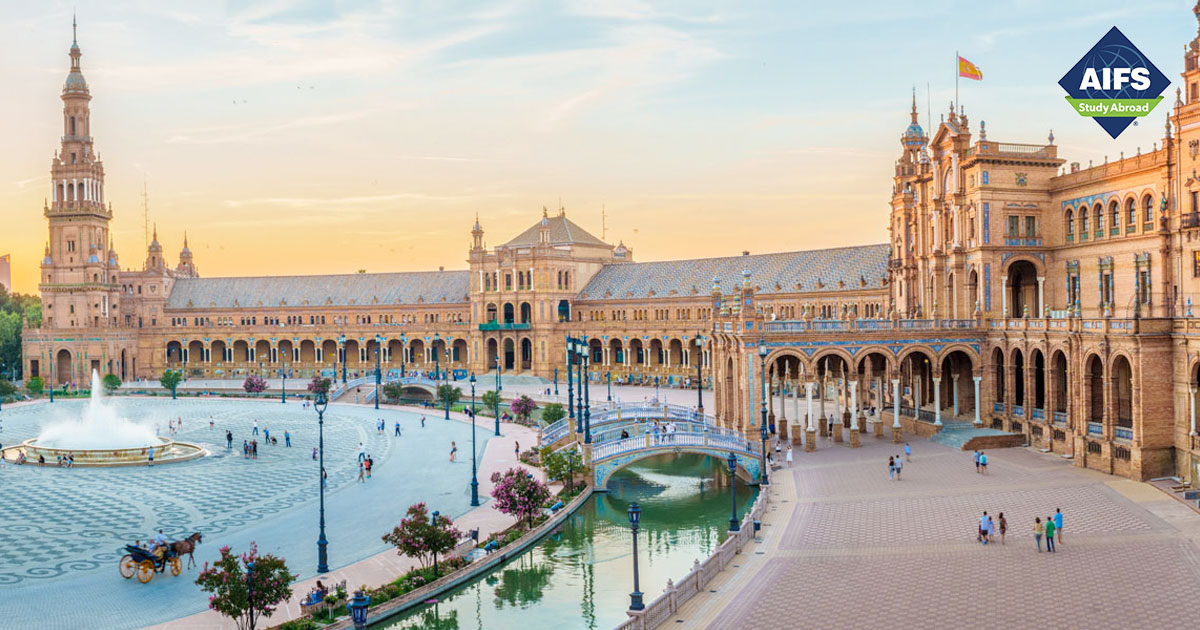 AIFS Study Abroad in Seville, Spain