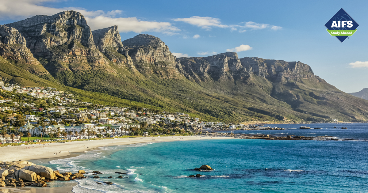 AIFS Study Abroad in South Africa
