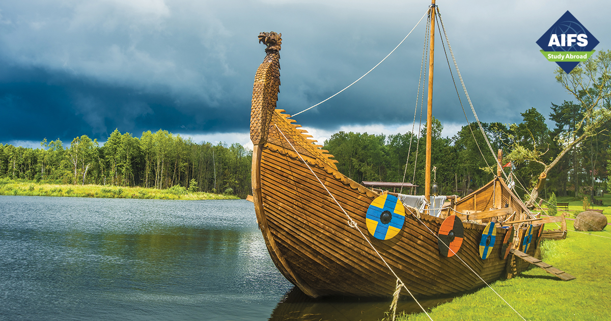 AIFS Study Abroad in The Vikings, Study & Travel Program