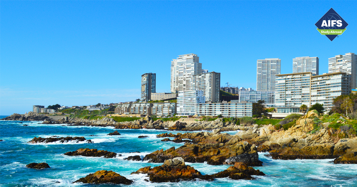 AIFS Study Abroad in Viña del Mar, Chile