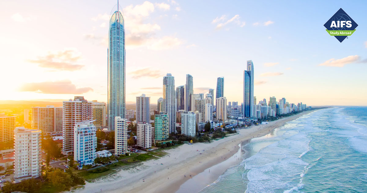AIFS Study Abroad in the Gold Coast, Australia