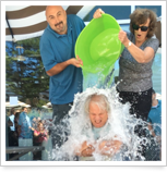AIFS Takes the ALS Ice Bucket Challenge!