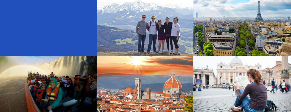 Study Abroad in Fall 2015