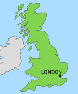located in the southeastern region of england london is both the capital of england and the united kingdom one of the busiest cities in the world